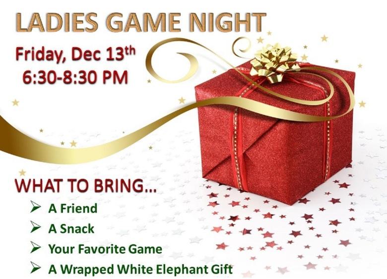 Ladies Game Night (lge)