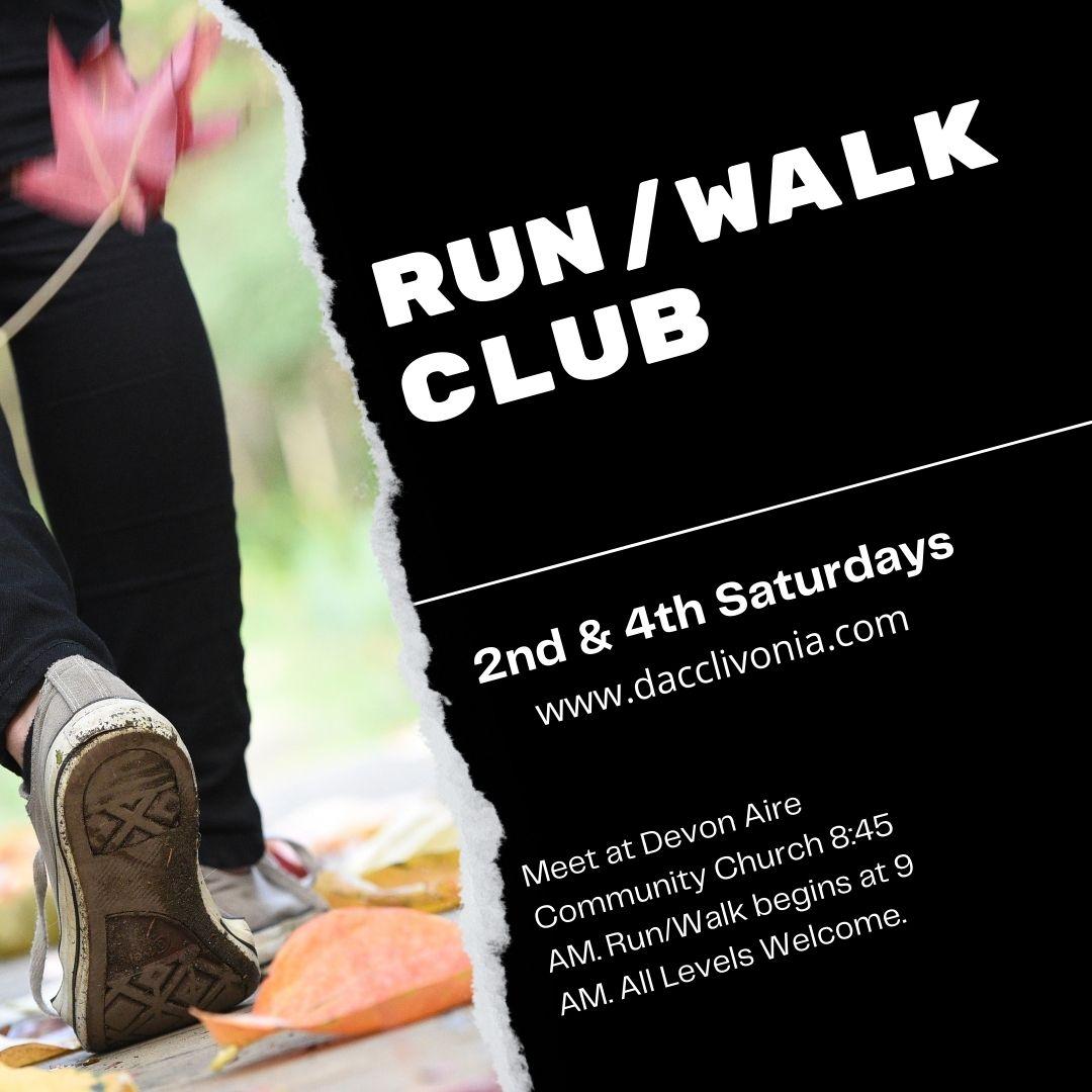 Run-Walk Club
